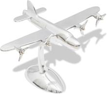 vidaXL Aluminium modellfly Pult Dekorasjon