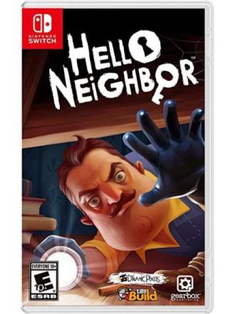 Hello Neighbor - Nintendo Switch - Seikkailu - kauhu