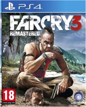 Far Cry 3 HD Remastered - Sony PlayStation 4 - FPS