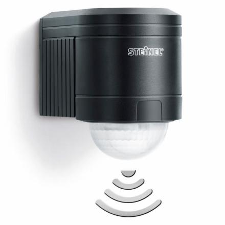 Steinel 401600 Infrarød Bevægelsesdetektor IS 240 DUO Sort
