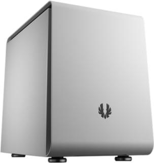Phenom M Micro-ATX - White - Kabinett - Desktop-modell - Hvit