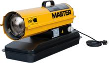 Master Värmekanon Diesel B 35 CED