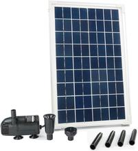 Ubbink Soldriven vattenpump set SolarMax 600 1351181
