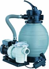 Ubbink Poolfilterset 300 med pump TP 25