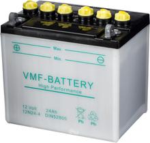 VMF Powersport Batteri 12 V 24 Ah 12N24-4