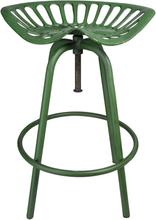 Esschert Design Barpall Tractor grön IH023
