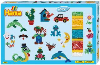 Hama Beads - Midi - Giant Gift Box 6000
