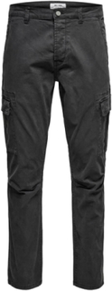 Only&Sons - ONSAGED cargo pants - Sort