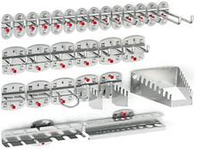Werkzeughalter-Set - 28-teilig