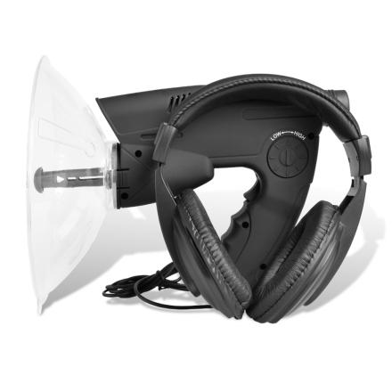 vidaXL Lydforsterker Audio Observasjon