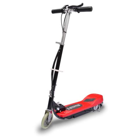 vidaXL elektrisk løbehjul 120 W rød
