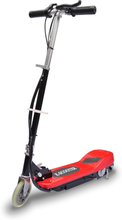 vidaXL Elektrisk sparkesykkel 120 W rød