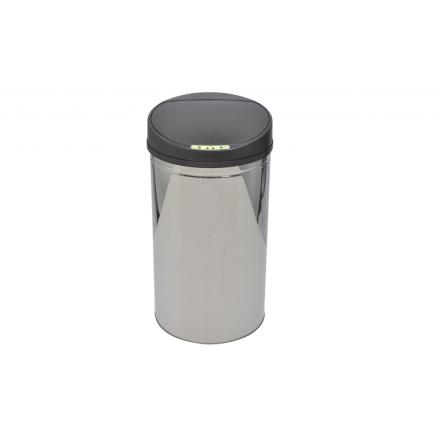 vidaXL Søppelbøtte med sensor (42L)