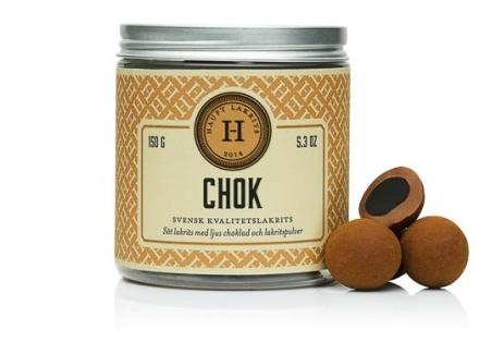 HAUPT LAKRITS - Chok 150 gr