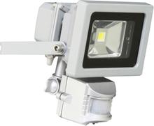 Strålkastare LED 10W Sensor - Smartwares