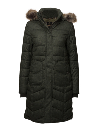 Barbour Foreland Quilt