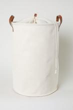 H & M - Skittentøypose i bomullstwill - Hvit