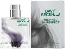 David Beckham Beckham Inspired By Respect Edt 60ml Parfyme Transparent