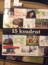 15 kvadrat 15 arkitektritade friggebodar
