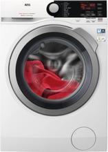 AEG L8FSK865E Vaskemaskine - Hvid