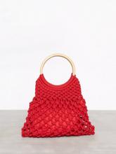 Topshop String Shopper Bag Handväskor
