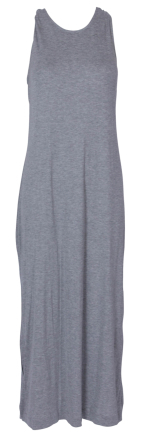 Filippa K Twisted Tank Dress Grey Melange -M