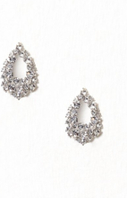 Lily and Rose Petite Alice Earrings Crystal