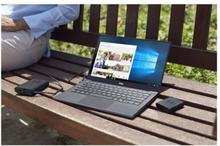 """Dell XPS 13 9360 - Core i7 8550U / 1.8 GHz - Win 10 Home 64-bit - 16 GB RAM - 512 GB SSD - 13.3"""" berøringsskjerm 3200 x 1800 (QHD+) - UHD Graphics 62"""