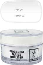 Problem Nail Builder Klar UV/LED GEL