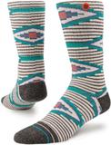 Stance Wallace Socks Sand 2017 Vardagsstrumpor