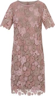 Spetsklänning från Uta Raasch rosa