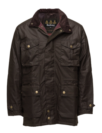 Barbour Newcastle Wax Jkt