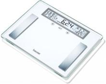 BEURER BG51 XXL Glasimpedancemetre vejningsskala