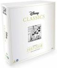 Disney Classics: Complete 1937-2018 Movie Collection (Blu-ray) (Tuonti)