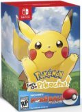 Pokemon Let's Go Pikachu! + Poke Ball Plus - Nintendo Switch - Gucca
