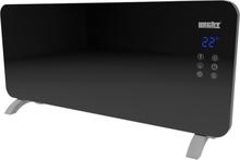 Värmeelement med glaspanel - 2000W