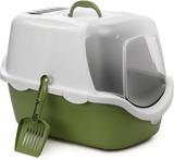 Stefanplast Kattsandlåda Cathy Easy Clean grön 400