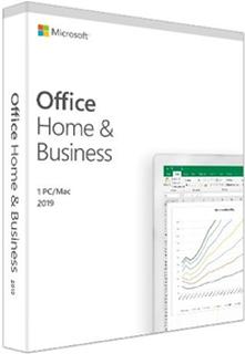 Microsoft Microsoft Office Home Business 2019