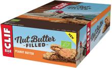 CLIF Bar Nut Butter Energy Bar Box 12 x 50g Peanut Butter 2020 Näringstillskott & Paket