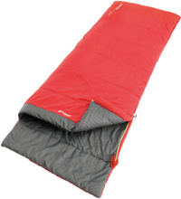 Outwell Celebration Lux Sleeping Bag red Left Zipper 2019 Sovsäck