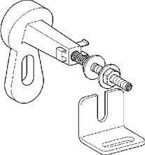 Grohe Montagevinkel Rapid SL 38733