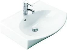 Ifö Caprice tvättställ 59 cm 2112 Vit
