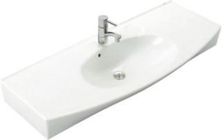 Ifö Caprice tvättställ 115 cm 2152 Vit