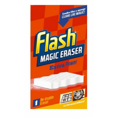 Flash Magic Eraser Extra Power 1 kpl