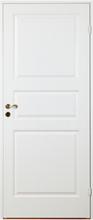 Innerdörr Gotland - Dörr i gammal standard med 3:spegel-indelning (lättdörr)