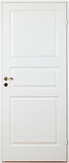 Innerdörr Fårö - Formpressat dörrblad med 3:spegel-indelning