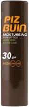 Piz Buin Moisturizing Lipstick Aloe Vera SPF 30 Solprodukter Transparent
