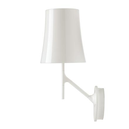 Foscarini - Birdie Væglampe, Hvid