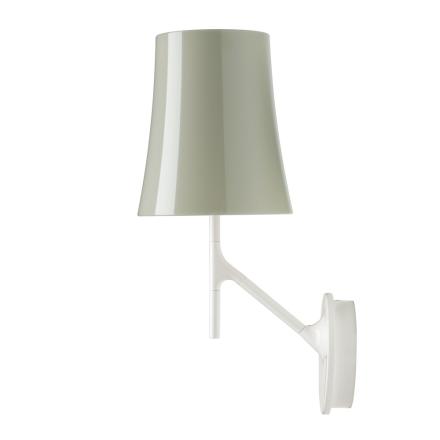 Foscarini - Birdie Væglampe, Grå