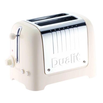 Dualit - Dualit Lite Toaster 2-skiver, Kanvas